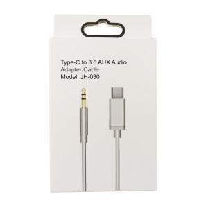 Cablu adaptor tip C to 3.5mm audio