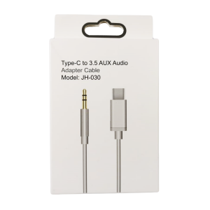 Cablu adaptor tip C to 3.5mm audio